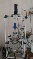 Glass Jacketed Reactor