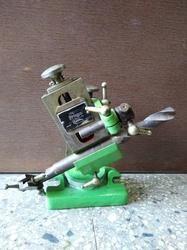 Cast Iron Drill Grinding Attachment For Praga Tool End Cutter, Maximum Grinding Diameter: 22mm