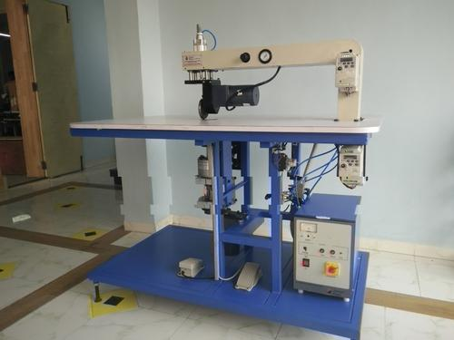 Johnson Plastosonic Ultrasonic Fabric Sealing Machine
