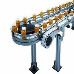 Aluminium Mesh And Chain Type Conveyor