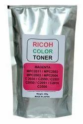 Ricoh Color Toner MPC2011 Cymk
