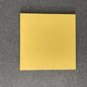 Ceramic Tiles Plain Yellow Tile, Size: 8 Inches To 48 Inches