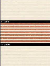 S-108 (L, H) Hexa Ceramic Tiles