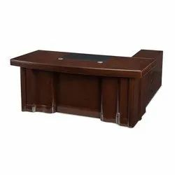 Brown Executive Office Table