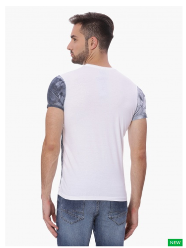 444447d794 Pepe Jeans Full-front Graphic Print Slim Fit T-Shirt at Rs 1399 ...