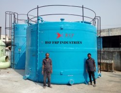FRP Storage Vessel