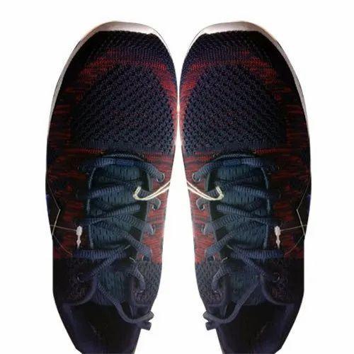 Blue Paragon Mens Running Sport Shoes