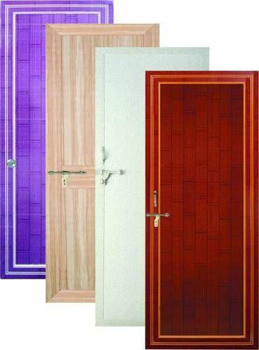 Pvc Profile Door At Rs 600 Piece Decorative Pvc Door Id