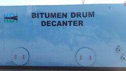 Bitumen Drum Decenter in Gujarat
