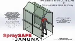 DISINFECTION TUNNELS / BOOTHS
