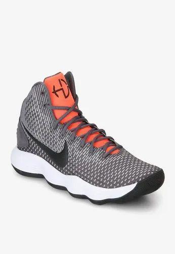 e2ceb8b813cc Nike Men  s Grey Mid-ankle Hyperdunk 2017 Basketball shoes