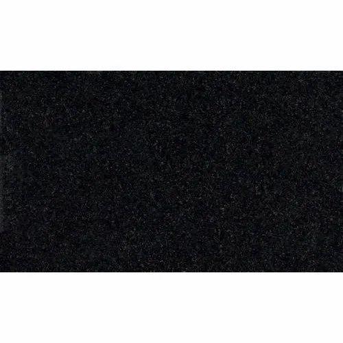 Natural Black Granite Slab, Thickness: 16-20 mm