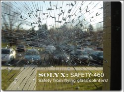 WINDOW SAFETY FILMS