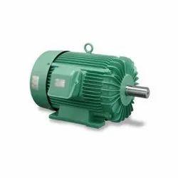 1500 Rpm 10-100 KW Crompton Greaves Motor, IP Rating: IP55, 415