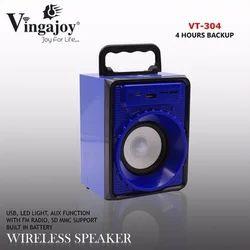 Vingajoy Purple vt304 wireless speaker, VT-304