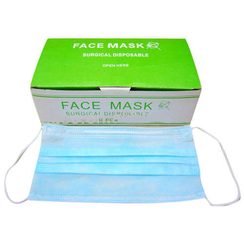 disposable face mask surgical