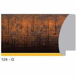124-G Series Photo Frame Moldings