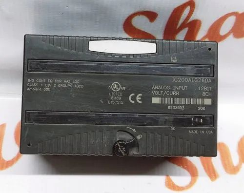 GE Fanuc  IC200ALG431F Anolog Mixed Module 12 Bit 0-10V 2 Out 4 In