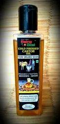 Cold Pressed Castor Oil, Packaging Type: Bottle