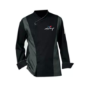 Black Executive Chef Coat