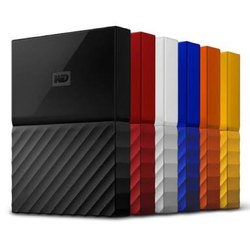 WD 2 TB My Passport External Hard Disk