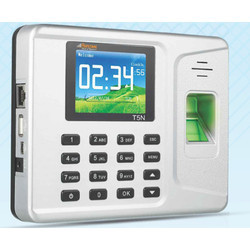 Fingerprint Time & Attendance Recorder