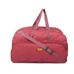 Red Luggage Air Bag