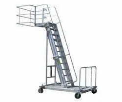 tanker platform ladder