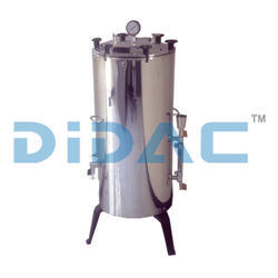 DIDAC Vertical Autoclave, 3 KW