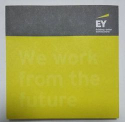 Customised Sticky Note Pad