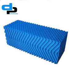 Blue PVC Drift Eliminator