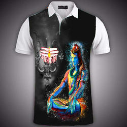 Sublimation  T-Shirt Digital Printing Service