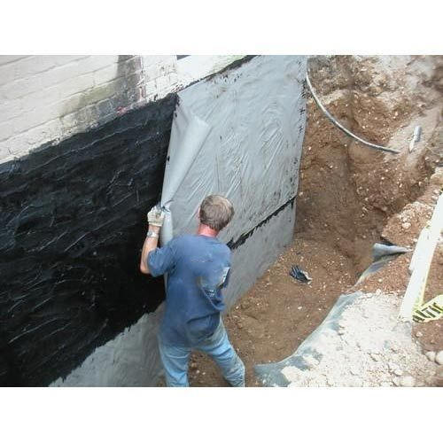 Walls Waterproofing Service Tar Felt Provider From Mumbai