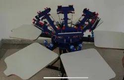 T Shirt UK-Screen Printing Tables, Automation Grade: Manual