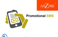 Web Promotional SMS, Messages Per Day: >150 Messages, Character Limit: 140 to 160 Characters