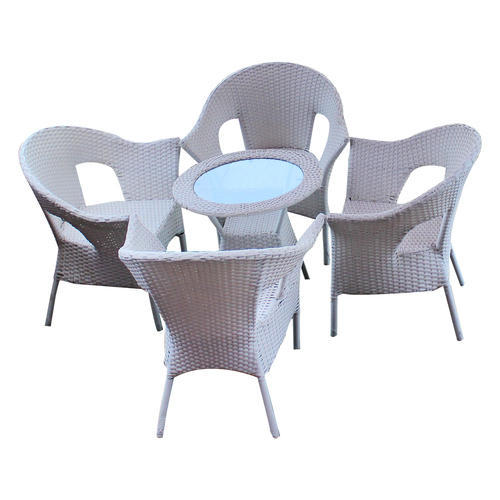 Wicker Stacking Chairs Set At Rs 20000 Set Garden Wicker