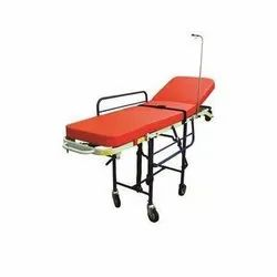 Stretcher Cum Trolley