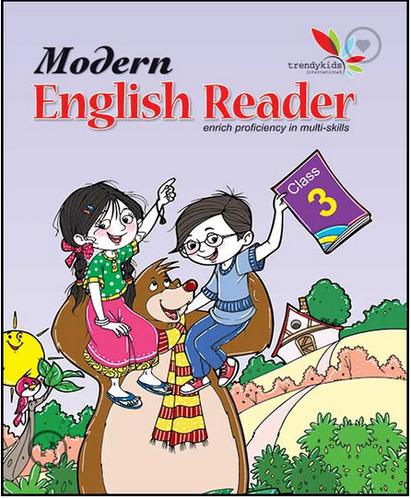 Modern English Reader 3 Book