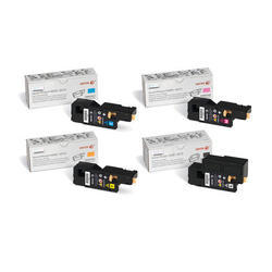 Cmyk Xerox 006R01453 Black Metered Toner Cartridge WC-7120 Genuin