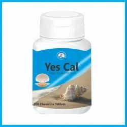 Yes Cal Chewable Tablets