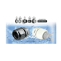 N-MGW12-10 Powerful Watertight Corrugated Tubing Fittings