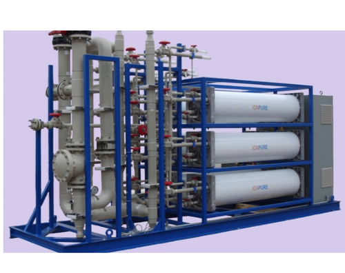 Edi Water Treatment Systems Electro Deionization Water