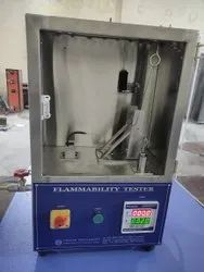 45 Degree Flammability Tester for Textile