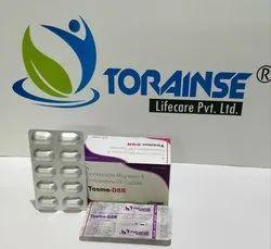 Esomeprazole Magnesium 40mg  Domperidone 30mg DSR