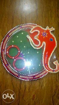 Wholesaler of Acralic Rangoli & Led Latkan by Tejal