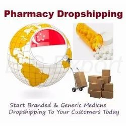 Pharmacy  Drop Shipping  In  India