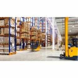 Industrial Warehouse Goods Warehousing Service, In Pan India, 500000 Sqft