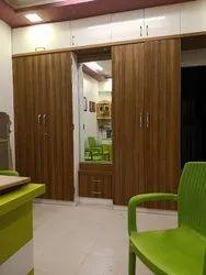 Merino Brown Wooden Furniture, Warranty: No