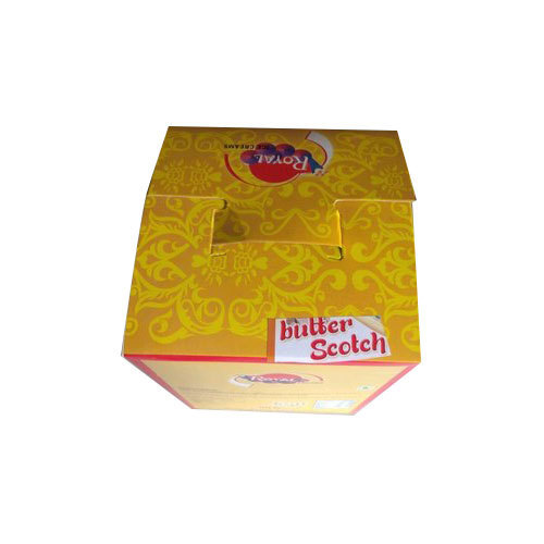 Royal Butterscotch Ice Cream