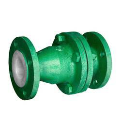 FEP/PFA Lined Swing Check Valve